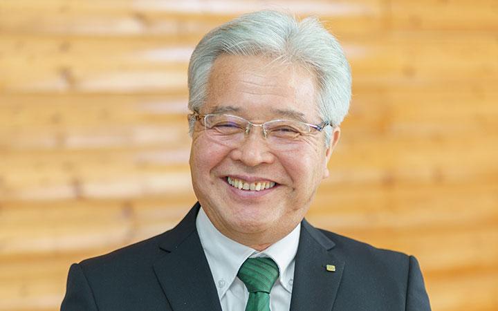 代表取締役社長 伊藤智司